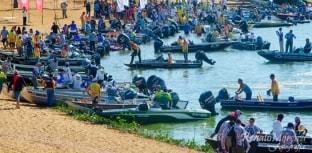 223 embarcações participaram do Campeonato em Epitácio