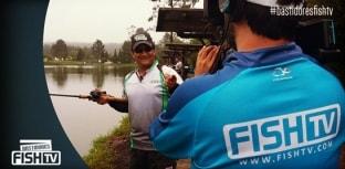 Bastidores Fish TV - Pesque e Pague vem aí com Novidades