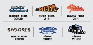 Novos horários na grade de programação da TV