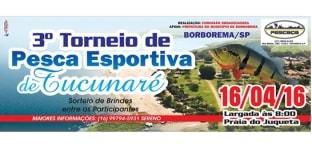 Busca pelo tucunaré em São Paulo está com inscrições abertas