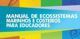 Equipe lança manual de Ecossistemas Costeiros e Marinhos