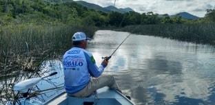 Projeto Robalo promove palestra sobre pesca esportiva no dia 18 deste mês