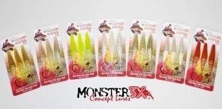 M-Action 15 é lançamento da Monster 3X