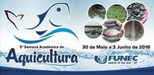 Aquicultura em debate na Funec