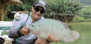 Fly com Albatroz Fishing