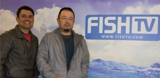 SaltWater Team visita a Fish TV