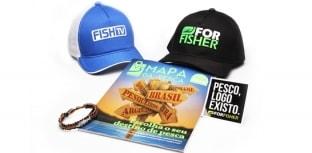 Fish TV e For Fisher apoiam 1º Torneio Passo do Lontra Parque Hotel