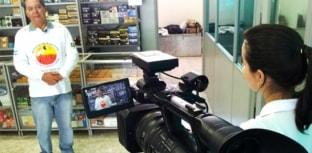 Fish TV grava Projeto Lojas no interior de São Paulo