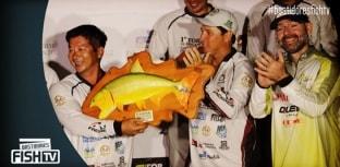Bastidores Fish TV - Provas e Torneios grava em Corumbá