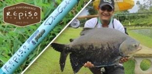 Customização também no fly fishing