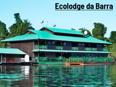 Ecolodge da Barra renova parceria com a Fish TV