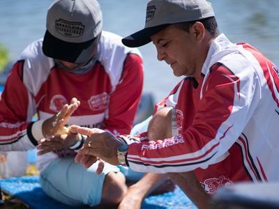 Pesqueiros: aprenda a fazer as melhores iscas