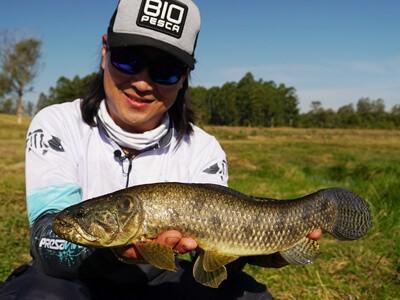 Projeto busca qualificar a pesca esportiva no RS