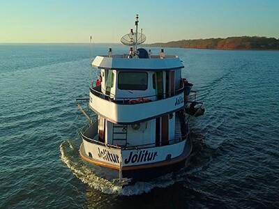Como barcos-hotéis irão garantir segurança na retomada das atividades