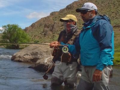 Patagônia Argentina rompe quarentena e libera a pesca esportiva