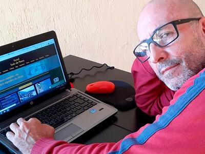 Pescadores criam site para se manterem próximos da pesca na pandemia