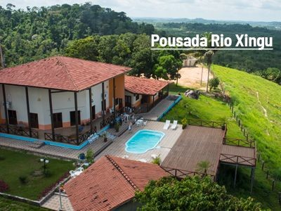 Pousada Rio Xingu renova com a Fish TV