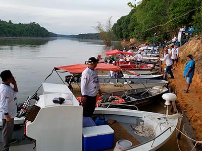 22º Torneio de Pesca do Rio Capim