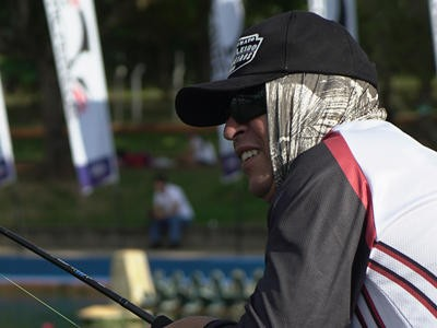 """""""Ficamos animados com a solturade um pirarucu de 70 quilos"""", diz pescador sobre etapas paulistas"""