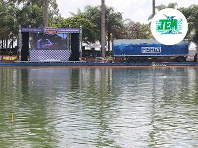 Jem Comercial agora faz parte do Campeonato Brasileiro em Pesqueiros