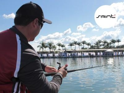 Saint e Campeonato Brasileiro em Pesqueiros iniciam parceria
