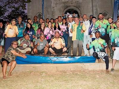 Grupo Caiaqueiros de Minas promove segundo aniversário
