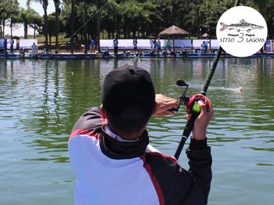 Troféus do Campeonato Catarinense em Pesqueiros