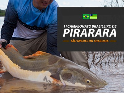 Apresentado para presidente do turismo de Goiás o 1º Campeonato Brasileiro de Pirarara