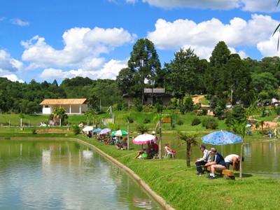 Arena do Pesqueiro Valle Verde está aberta para os treinos
