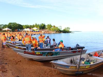 Veja quem venceu os diversos torneios de pesca esportiva pelo país
