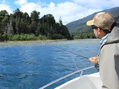 Fish TV vai até a Expo Fly Fishing, na Patagônia