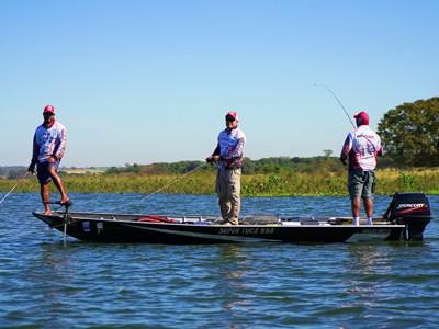 Conheça os vencedores dos principais torneios de pesca esportiva do fim de semana