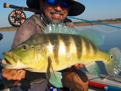 Encontro debate a pesca esportiva do tucunaré em Presidente Epitácio, São Paulo