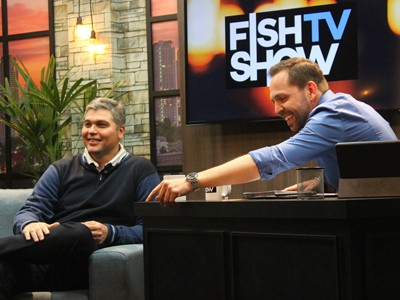 Fish TV Show: último episódio da primeira temporada vai ao ar hoje
