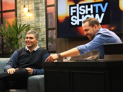Fish TV Show: último episódio da primeira temporada vai ao ar hoje