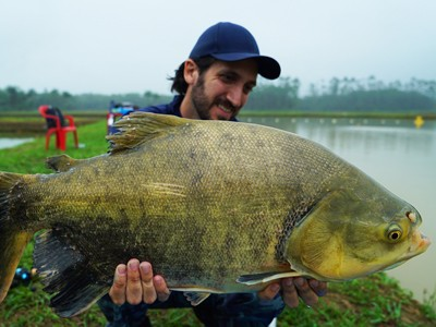 É nesse final de semana a etapa catarinense do Campeonato Brasileiro em Pesqueiros