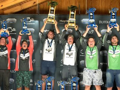 Campeonato Brasileiro em Pesqueiros: confira como foi a etapa paranaense da competição