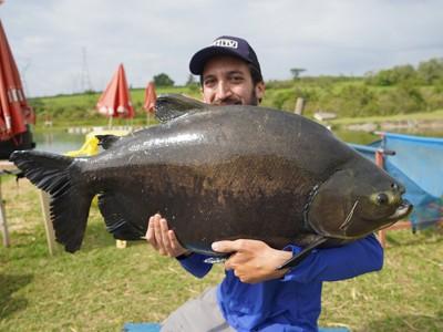 Pesqueiro Garça Branca faz promoção para pescadores