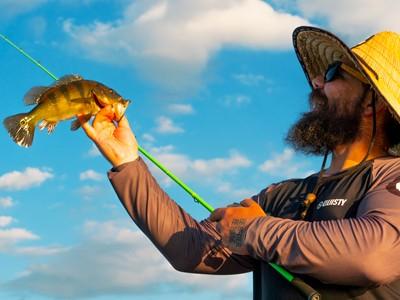 Slow Fishing: conheça o pescador do novo programa Fish TV