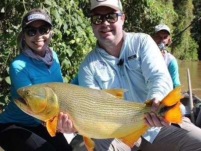 Mais uma cidade reabre a pesca: Barão de Melgaço