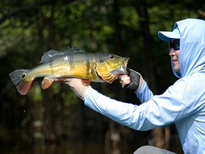 Fish TV realiza pesquisa com pescadores