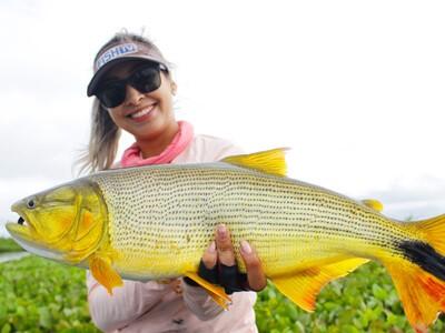 Corumbá retoma turismo de pesca
