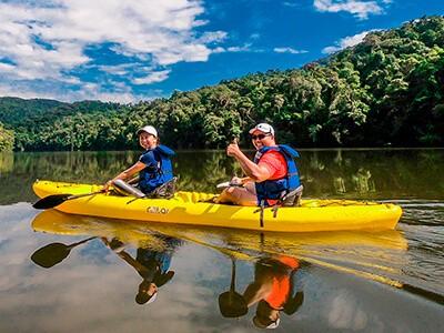 Reserva de Mata Atlântica abre para atividades de ecoturismo