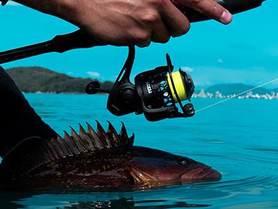 Só quem pesca sabe: seu equipamento também define você como pescador