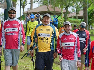 Final do Campeonato Brasileiro em Pesqueiros é transferida