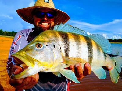 Sentindo falta das competições de pesca?