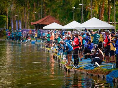 Campeonato Mineiro em Pesqueiros: Confira o top 10 da Competição Mineira