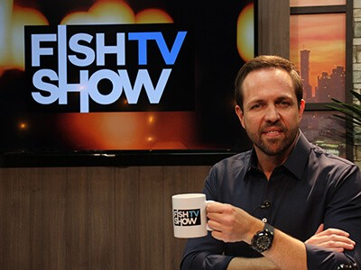 Gustavo Sarti Fish TV Show