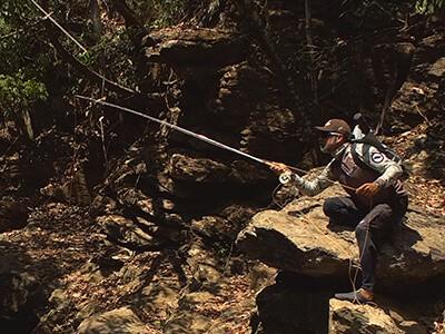 Fly fishing e suas muitas possibilidades