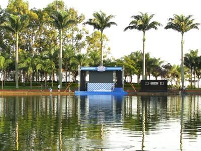 Parque Maeda cria agendamento online para atender pescadores